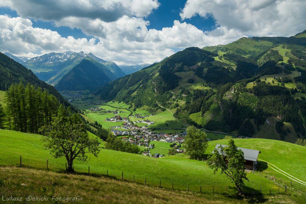 Austria, miejscowość Rauris, fot. Rokicki Łukasz