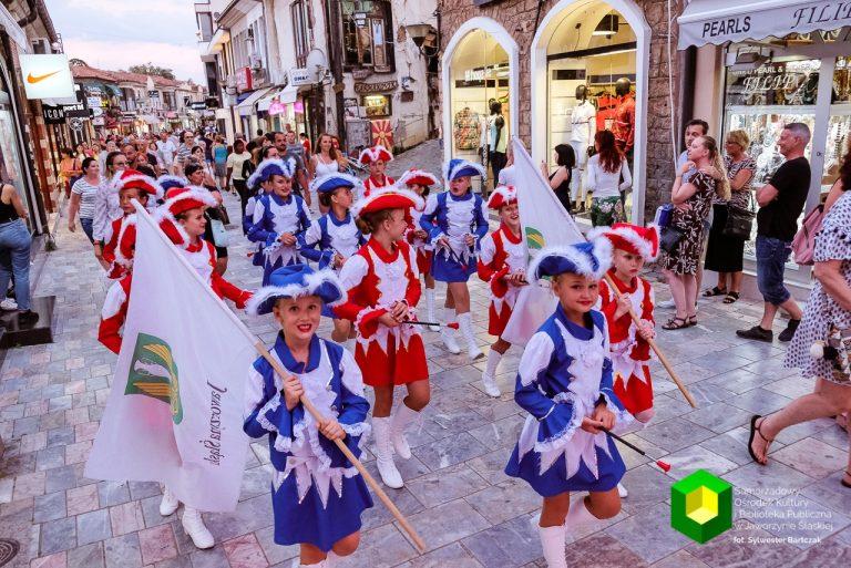 Mażoretki z Jaworzyny i Świdnicy na festiwalu w Macedonii [FOTO/VIDEO]