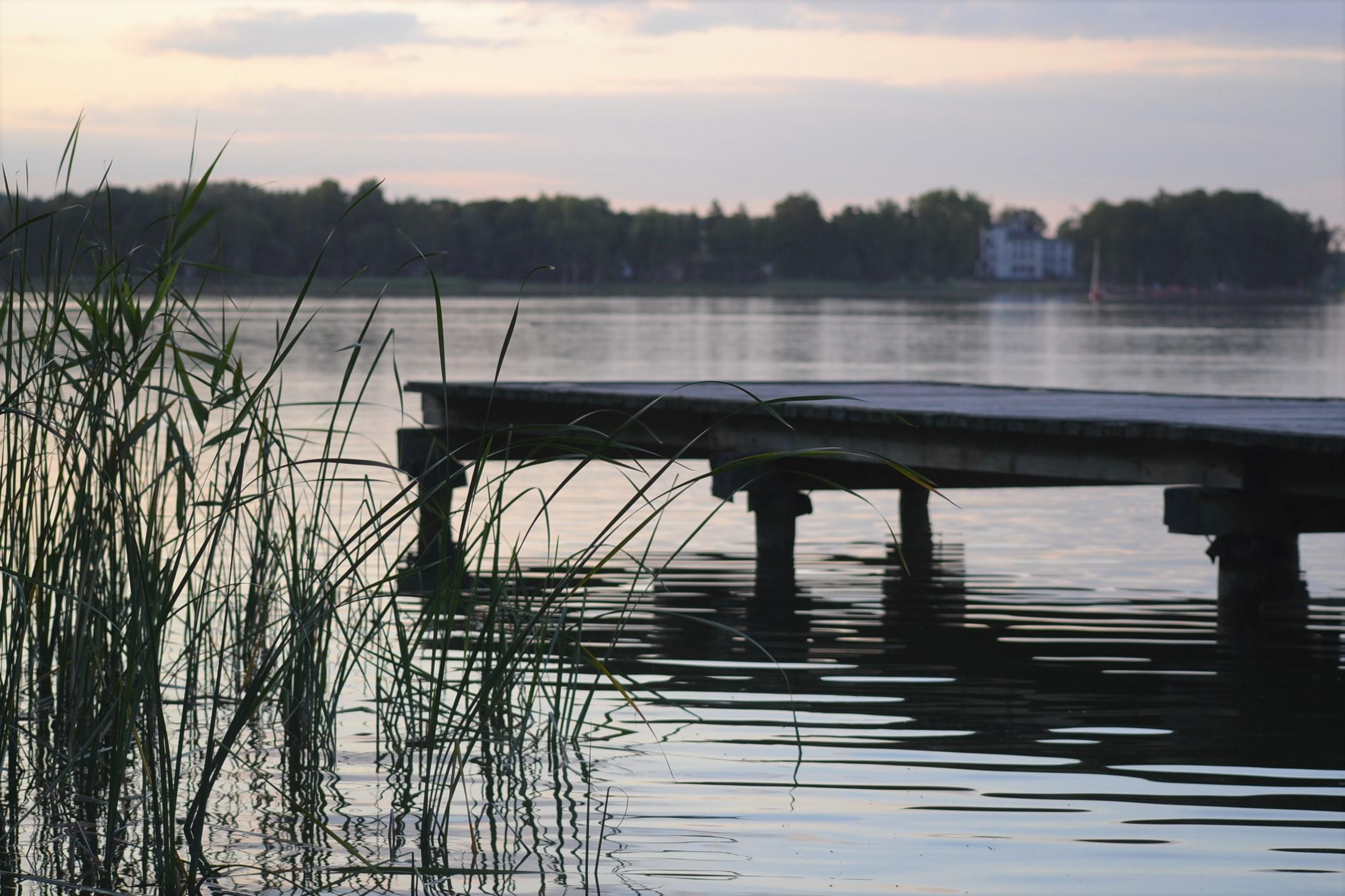 Jezioro Niesłysz, Niesulice, fot. Kamila Orleańska