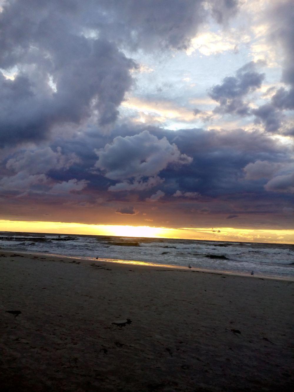 Plaża w Niechorzu, fot. Karolina Gauza