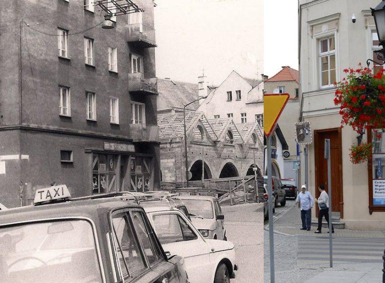 Świdnica wczoraj i dziś. Ul. Daleka