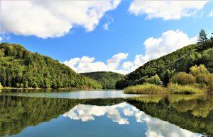 Jezioro Bystrzyckie, fot. Leszek Krawiec