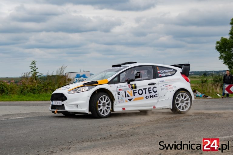 Niedziela pod znakiem rajdowych emocji! Rally Masters pod Świdnicą i Walimiem