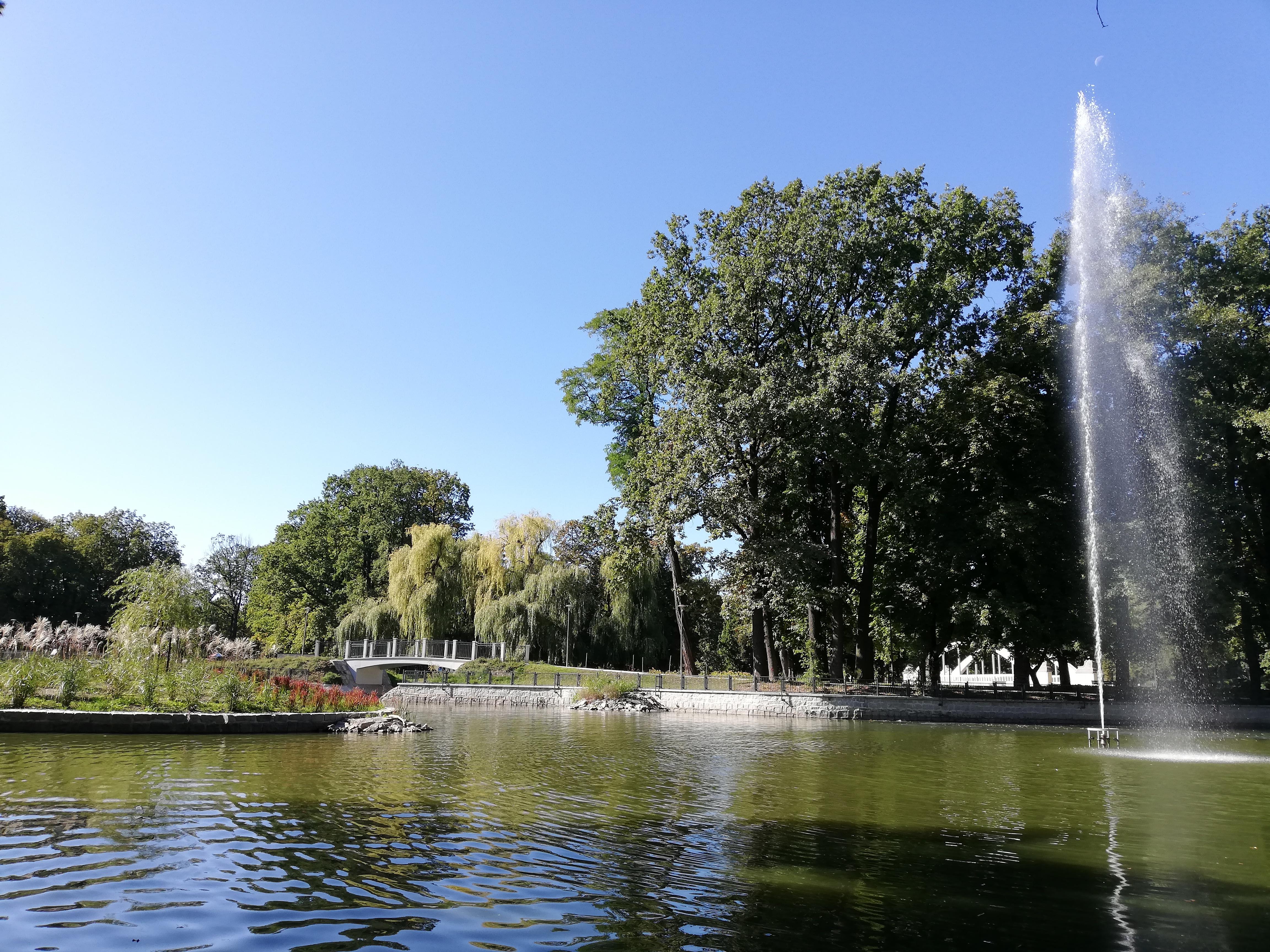 Park Centralny w Świdnicy, fot. Leszek Krawiec