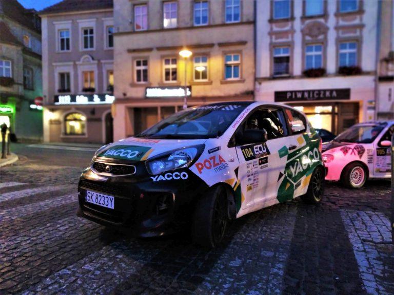 W niedzielę rajdowe emocje, rusza Rally Masters