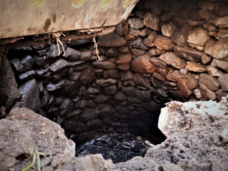 Odkryli wiekową studnię podczas rewitalizacji podwórka [FOTO]