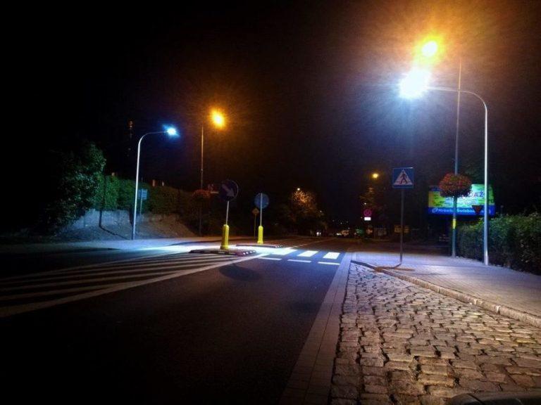 Bezpieczniejsze przejścia dla pieszych w Świebodzicach