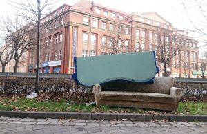 Ulica Żeromskiego. Fot. Dariusz Nowaczyński
