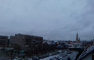 Oprószone śniegiem Świebodzice, 28.12.2019 fot. Wioletta Dziumakowska