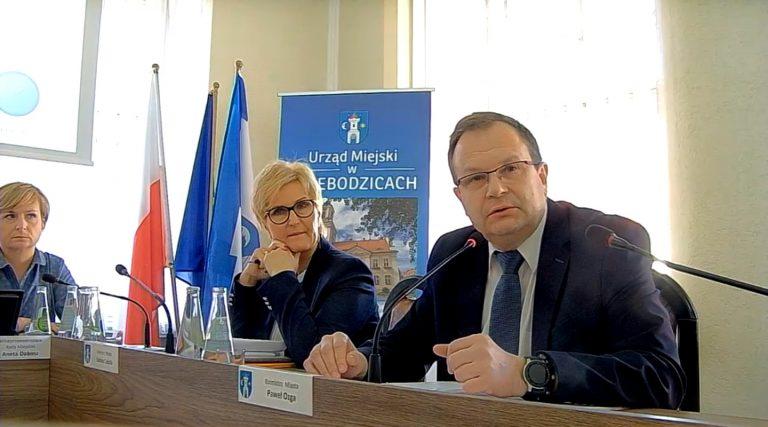 Będzie referendum w sprawie odwołania burmistrza Świebodzic
