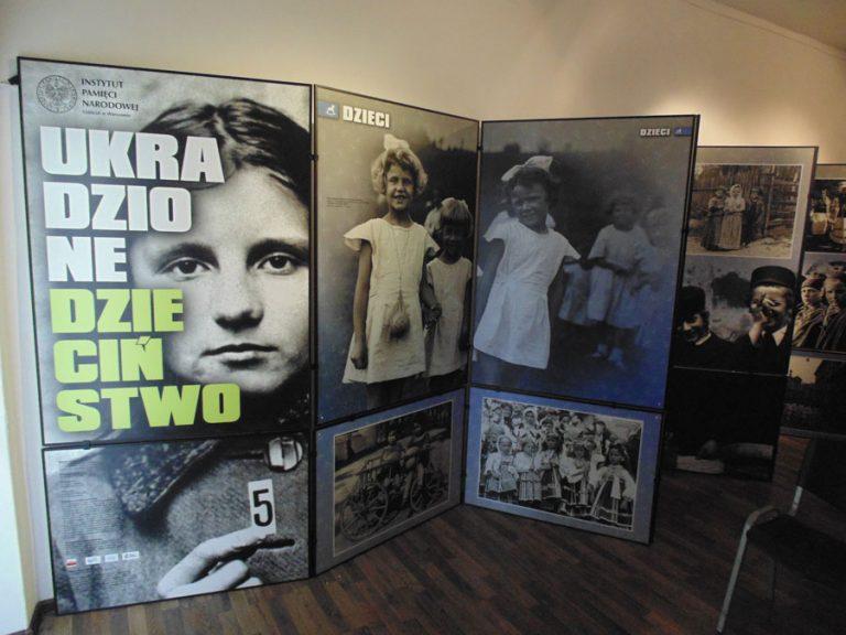 """""""Ukradzione dzieciństwo"""" w Muzeum Gross-Rosen"""