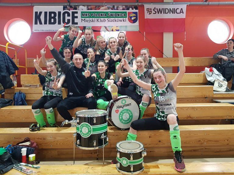Rozpoczęły walkę o medale Ligi Dolnego Śląska [FOTO]