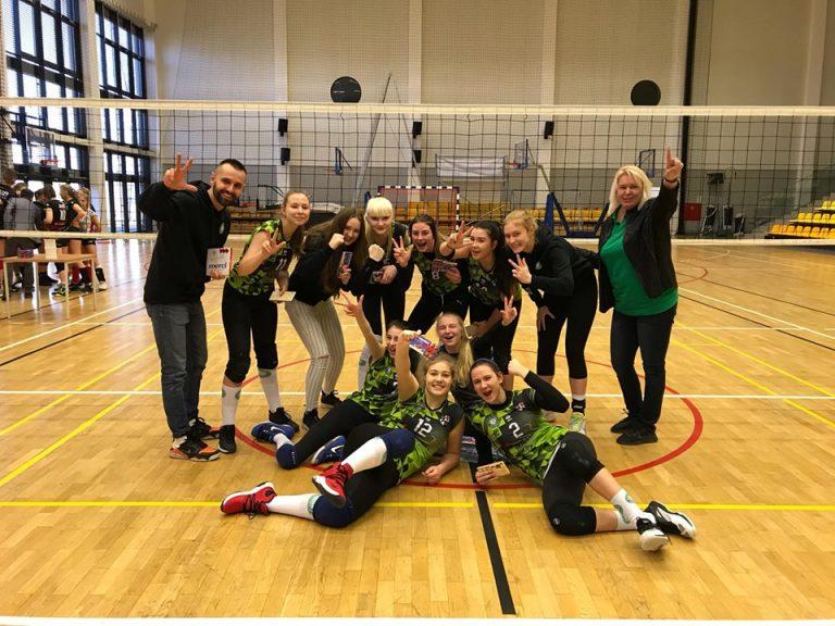Przypieczętowały brązowe medale na Dolnym Śląsku!