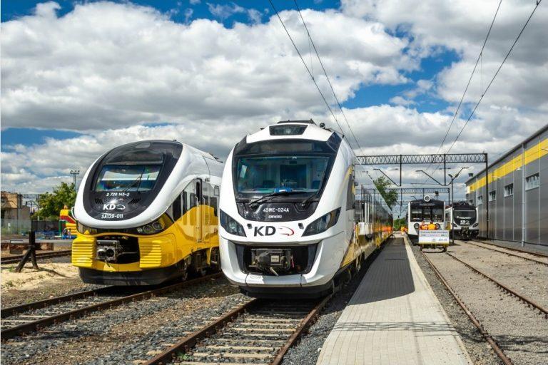 Koleje Dolnośląskie chcą kupić nowe pociągi. Hybrydowe składy miałyby dojeżdżać do Świdnicy