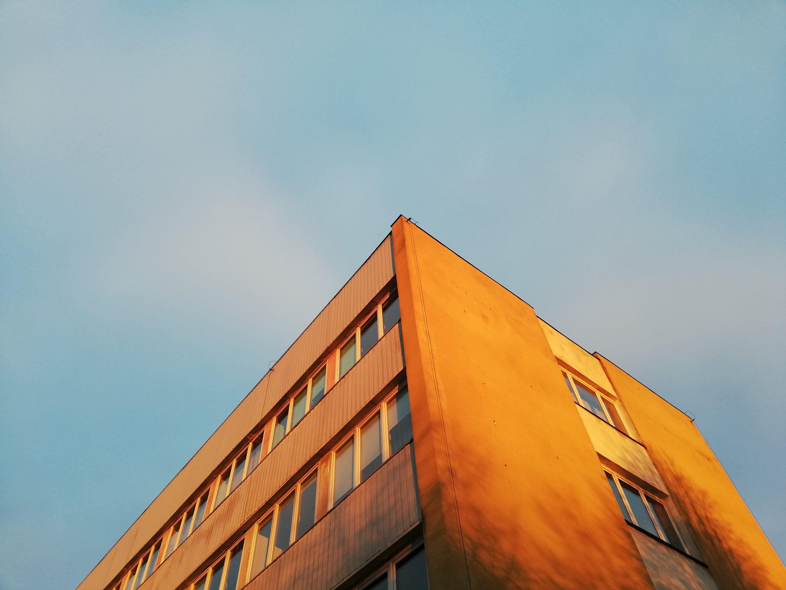 Martyna Czerniec, budynek przychodni ul. Zamenhofa w Świdnicy