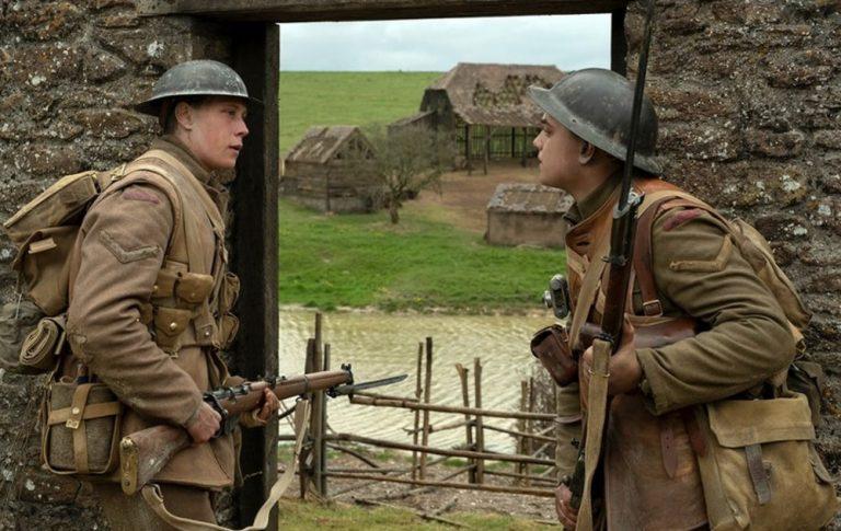 """Wojenne piekło w filmie """"1917"""" [ROZWIĄZANIE KONKURS]"""