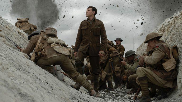 """Wojenne piekło w filmie """"1917"""" [KONKURS CINEMA3D]"""