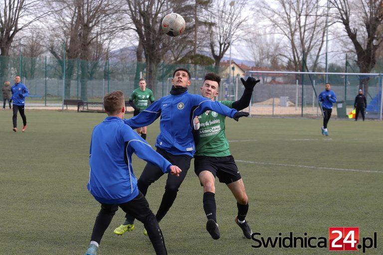 Piłkarska środa, biało-zieloni rozegrają kolejny sparing
