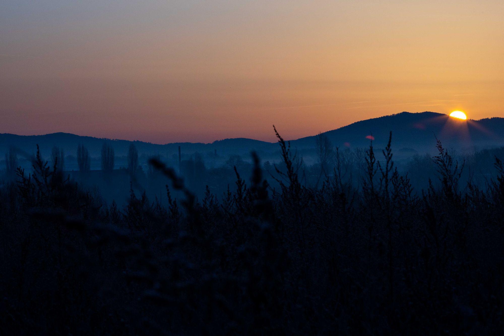 Świdnica, os. Zawiszów, 9 luty 2020, fot. Szymon Skirgajłło