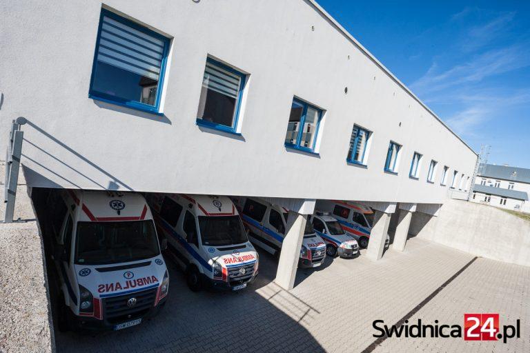 Gmina Świdnica finansowo wspiera szpitale i pogotowie