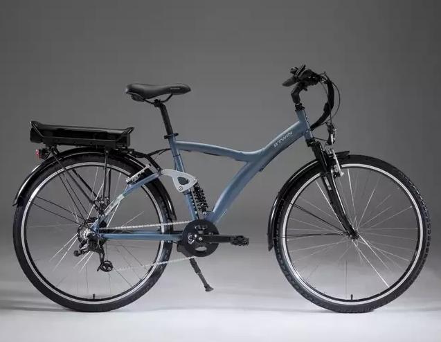 Skradziono rower z piwnicy