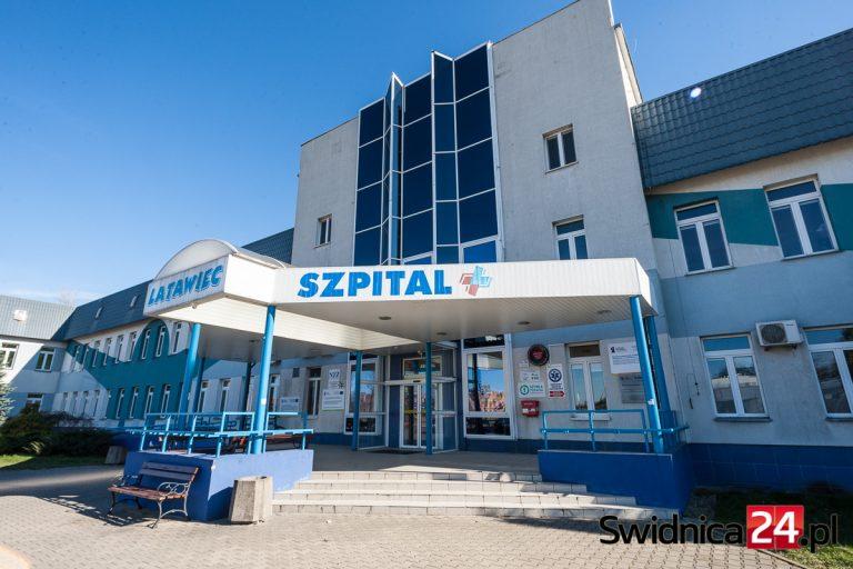 Świdnicki szpital bez zakażeń. Dwa oddziały wróciły do pracy