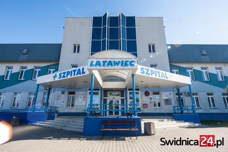 Ograniczono liczbę łóżek dla chorych na COVID-19 w świdnickim szpitalu. Przywrócono zabiegi planowe