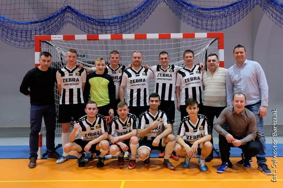 Pierwszy tytuł mistrzowski dla ekipy Zebry Team Swidnica24