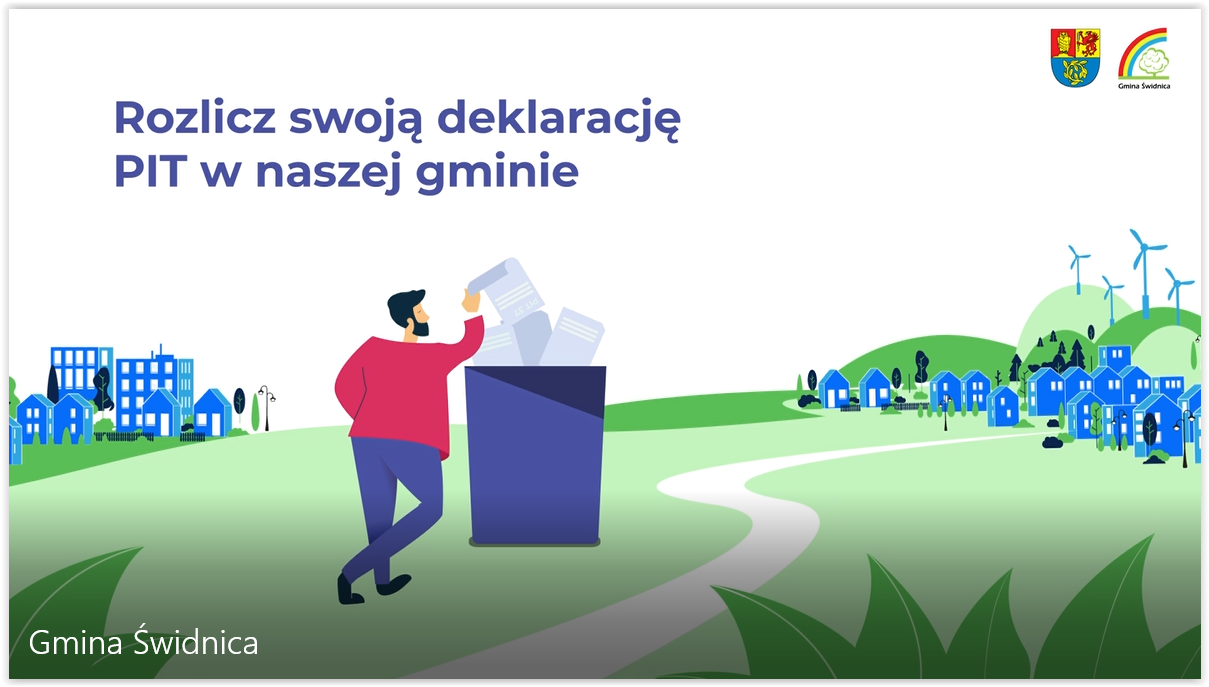 deklaracje PIT gmina Świdnica