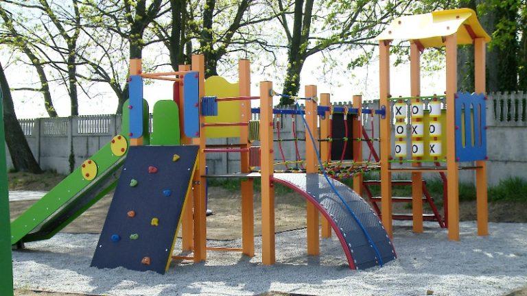 Atrakcja dla dzieci w Goczałkowie Górnym