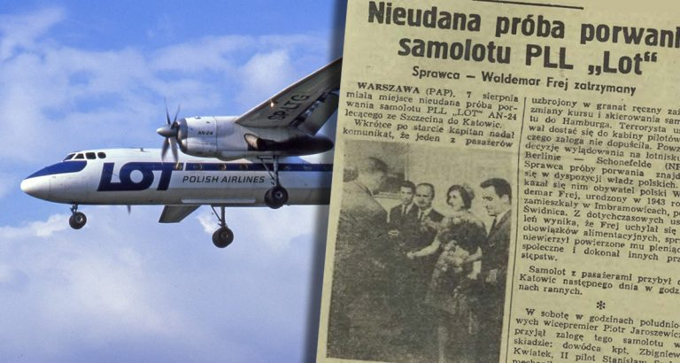 50 lat temu pisały o nim wszystkie gazety w Polsce. Porywacz z Imbramowic