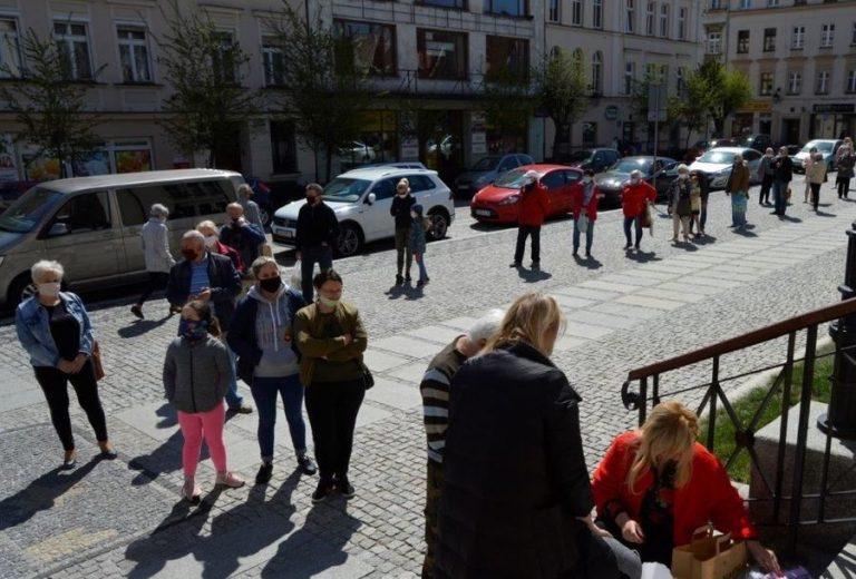 Kolejne maseczki trafiły do mieszkańców Świebodzic
