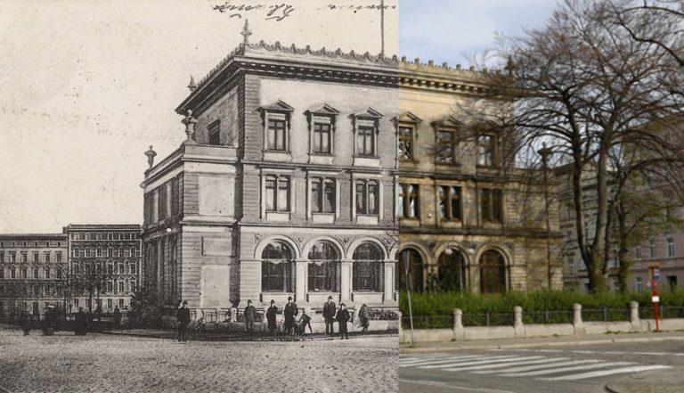 Świdnica wczoraj i dziś. Plac 1000-lecia Państwa Polskiego