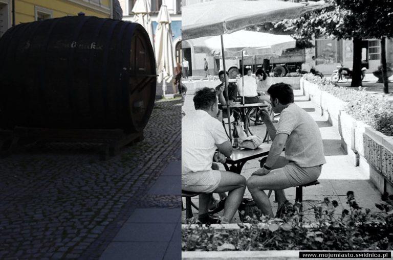 Świdnica wczoraj i dziś. Rynek