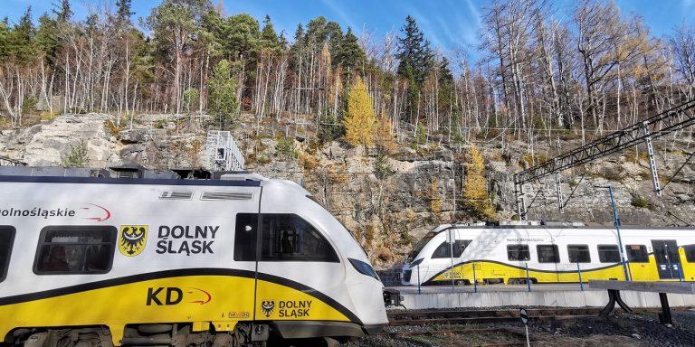 Koleje Dolnośląskie przywracają kolejne pociągi. Wznowione zostaną też połączenia międzynarodowe