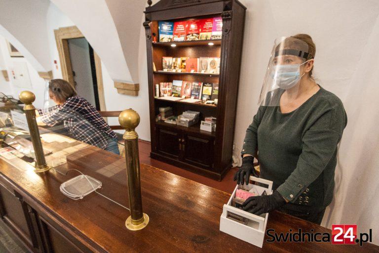 Muzeum Dawnego Kupiectwa i miejska biblioteka ponownie otwarte