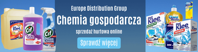 Chemia niemiecka hurtownia - kup online!