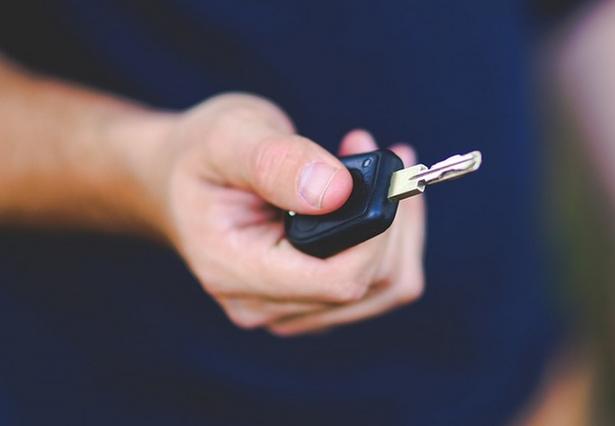 Znaleziono kluczyk do samochodu