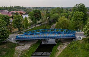 Most żelazny w Świdnicy, fot. Dariusz Nowaczyński