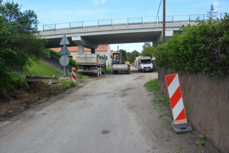 Strzegom: ruszyła przebudowa ulicy 3 Maja