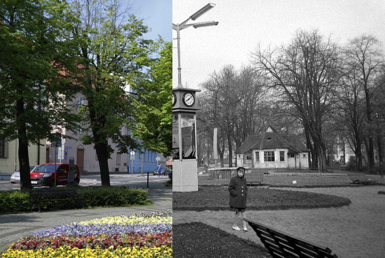 Świdnica wczoraj i dziś. Plac św. Małgorzaty