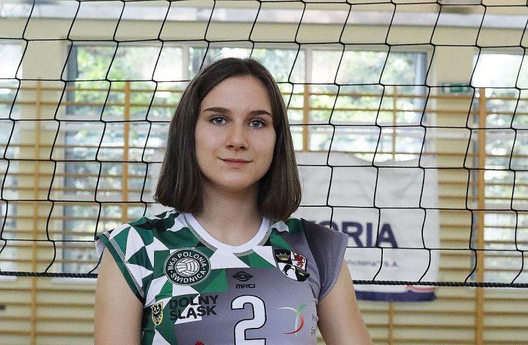 Nina Jasiecka powołana do dolnośląskiej kadry