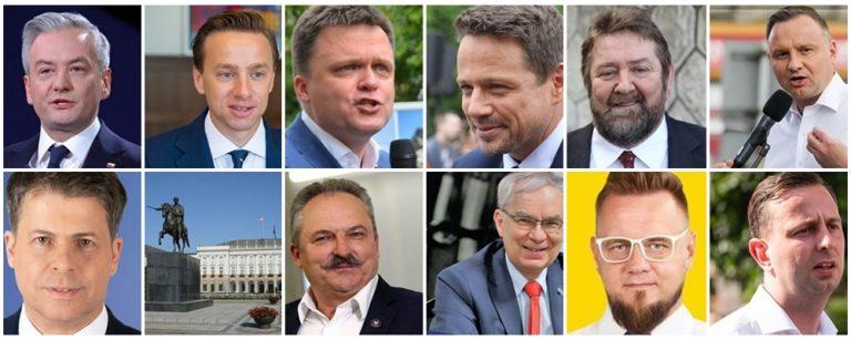 Kto na prezydenta Polski? [SONDA]