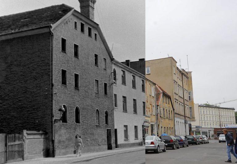 Świdnica wczoraj i dziś. Ul. Zygmuntowska