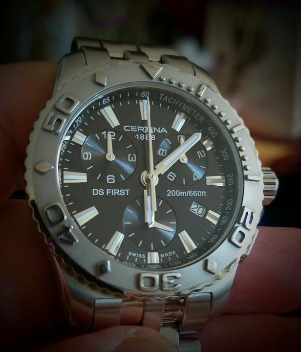 Zegarki Certina, czyli marka dla ludzi aktywnych