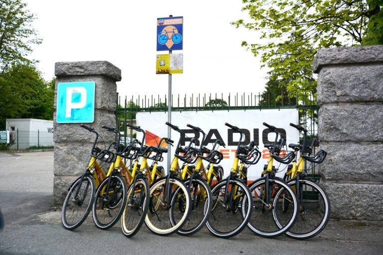 Miejskie rowery czekają na chętnych