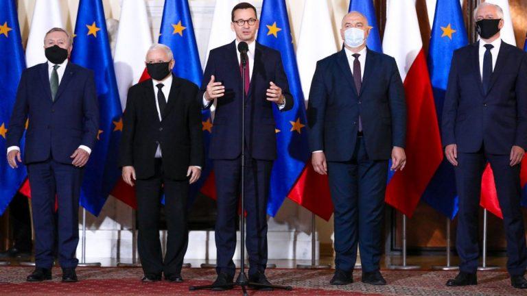 Premier przedstawił nowy skład rządu. Wojciech Murdzek straci tekę ministra