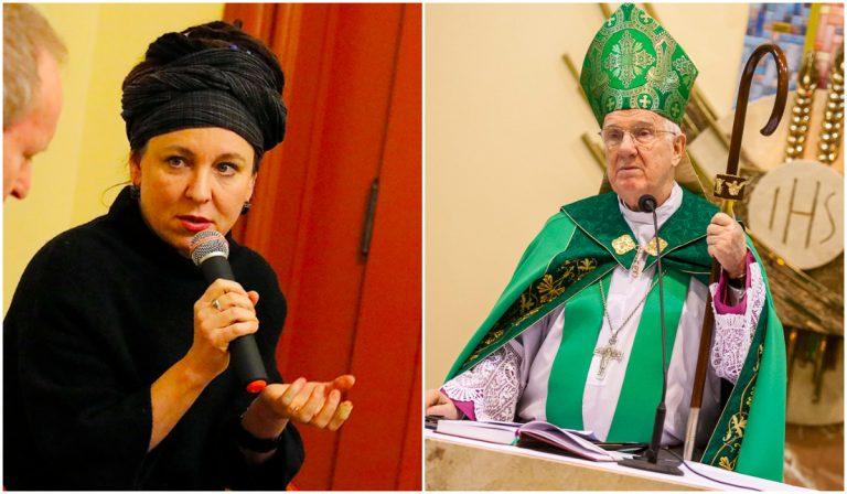Biskup Dec oraz Olga Tokarczuk z tytułami honorowych obywateli Dolnego Śląska