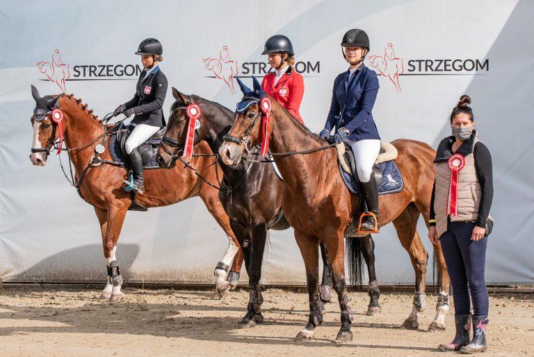 Wygrywa Niemka, Polki na podium
