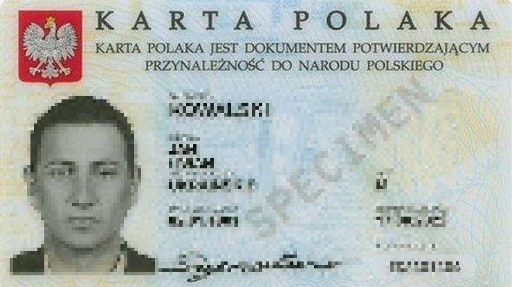Karta Polaka znaleziona w świdnickim Parku Centralnym